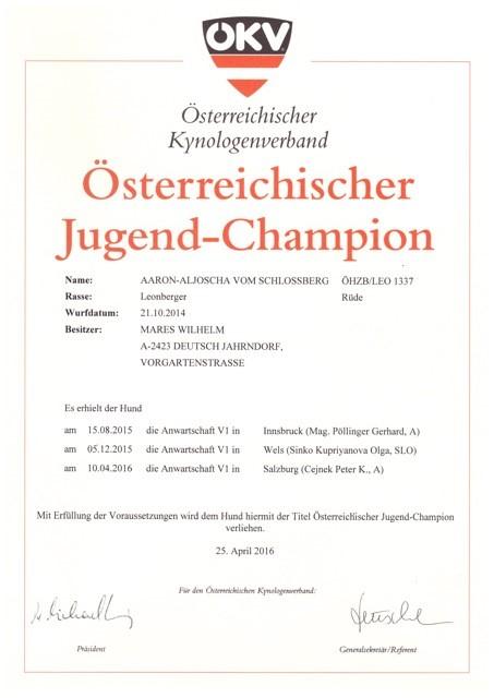 ÖCLH - Österreichischer Club für Leonberger Hunde e.V.